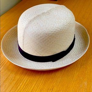 Vintage Genuine Panama Straw Hat